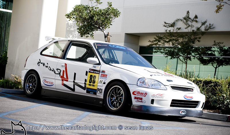 Feature Il4 S Time Attack Ek