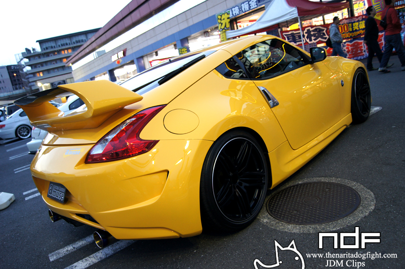 Feature: Power House Amuse 370Z Vestito