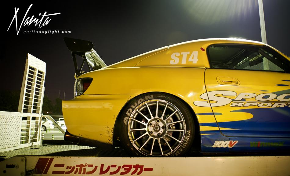Encounter: Spoon Sports Endurance S2000