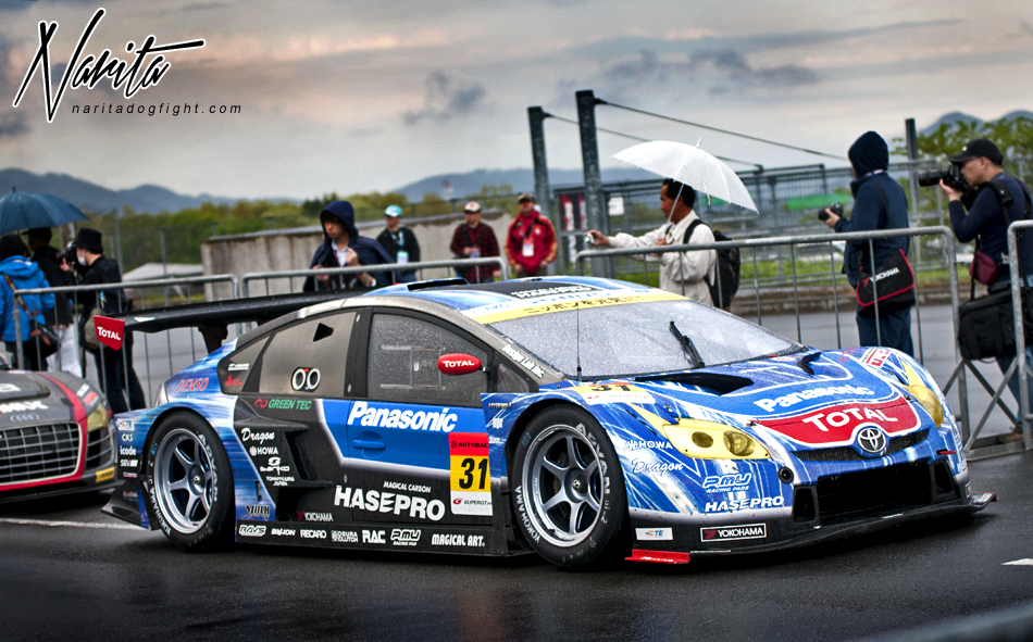 Close-Up: APR HASEPRO GT300 Toyota Prius
