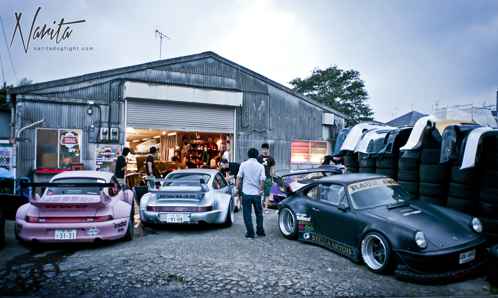 Rwb 4k Wallpaper: One Shot: An Evening At RWB
