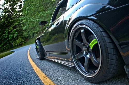 vincent wheel full fwd