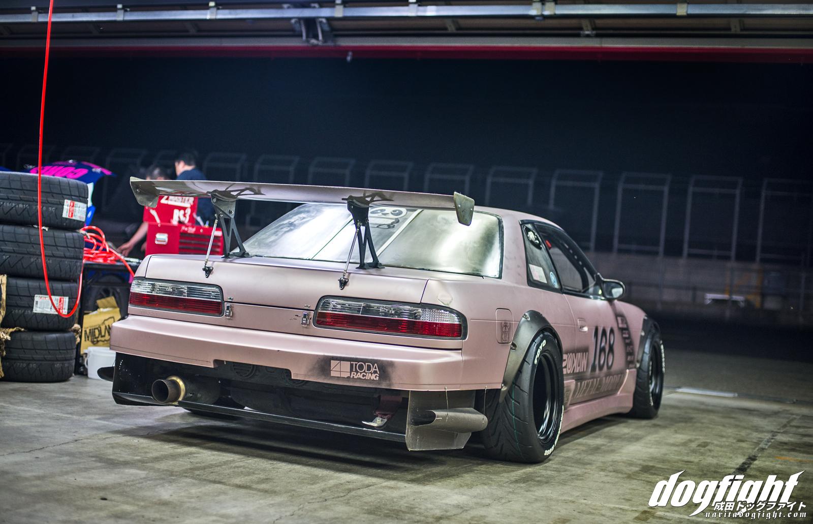 Encounter Garage Infinity Metal Model Silvia