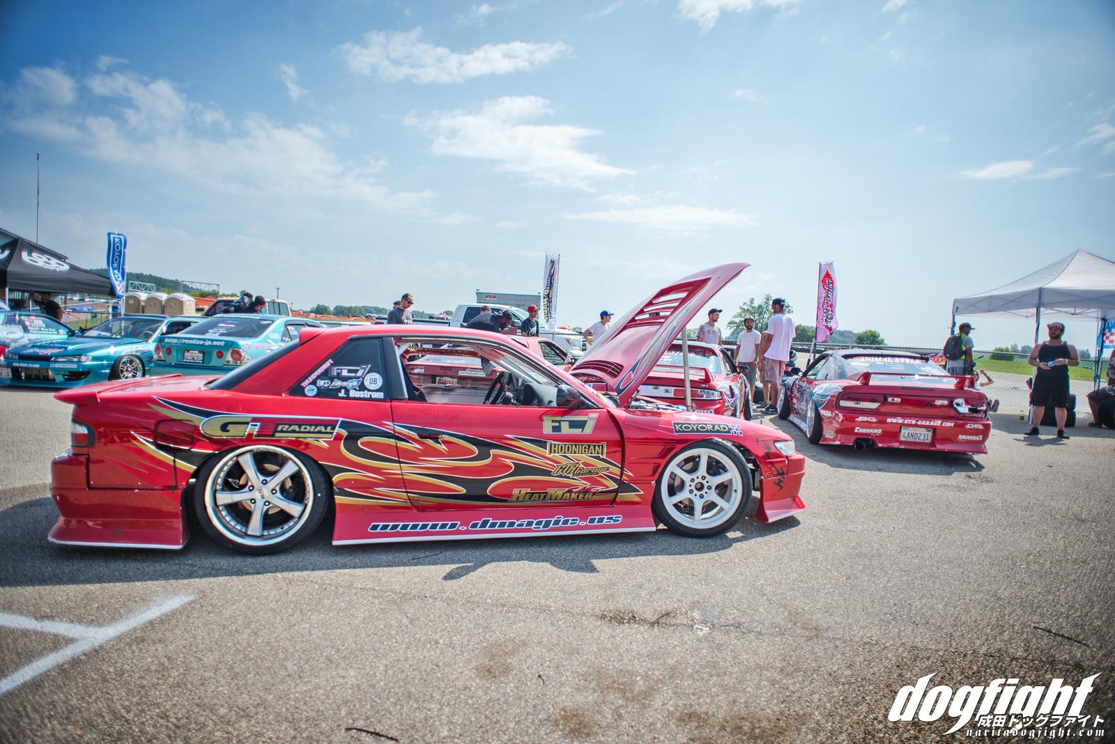 Drift team animal style 2014 parking lot fun - 3 9